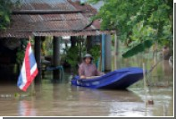 В Таиланде в результате наводнения погибли 12 человек