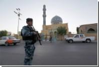 Крупный теракт в Багдаде совпал с началом визита Олланда в Ирак