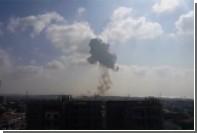 В сети появилось видео с места атаки на отель в Сомали