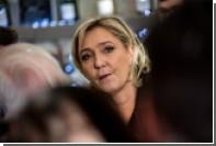 Марин Ле Пен сочла законным крымский референдум