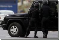 В Афинах совершено вооруженное нападение на полицейский спецназ