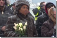 Американцы вновь спели российский гимн в память о жертвах авиакатастрофы Ту-154