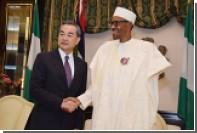 Тайвань обиделся на Нигерию за низкопоклонство перед Пекином