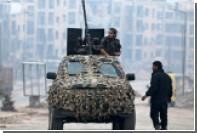 Сирийских повстанцев обвинили в нарушении режима прекращения огня