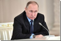 Госдеп США оставил без комментариев решение Путина по дипломатам