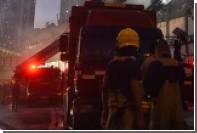В результате пожара в китайском доме престарелых погибли семь человек