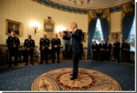 Трамп рассказал о любимой спальне и красивых телефонах в Белом доме
