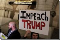 СМИ назвали размер оплаты за участие в протестах против Трампа
