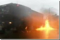 В бразильском Сан-Паулу произошли столкновения протестующих с полицией