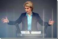 Берлин выступил против снятия санкций с Москвы в обмен на сокращение вооружений