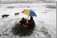 Жертвами заморозков в Афганистане стали 27 детей