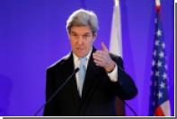 США поддержали проведение переговоров по Сирии в Астане
