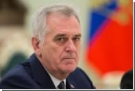 Сербия после инцидента в Рашке пригрозила отправить войска в Косово