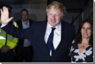 Израильский дипломат назвал Бориса Джонсона идиотом и собрался «убрать» его зама