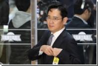 Замглавы корпорации Samsung 22 часа допрашивали по делу о коррупции