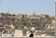 Anadolu сообщило об ударе ВКС России по боевикам ИГ в районе сирийского Аль-Баба