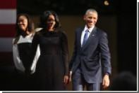 Обама поделился планами на личную жизнь после ухода с поста