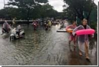 Жертвами наводнения в Таиланде стали 19 человек