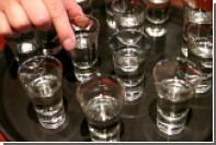 Россияне стали на треть меньше пить