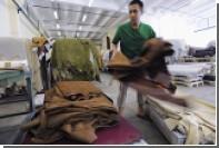 Правительство продлило запрет на экспорт кожевенного полуфабриката