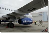 «Якутия» выявила дефект у половины своих SSJ-100