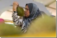 Найдены виновники отвратительного запаха дуриана
