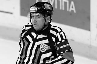 Умер арбитр КХЛ Кадыров