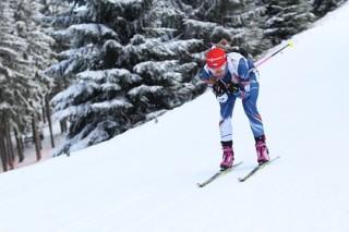 Чешская биатлонистка Коукалова победила в масс-старте на этапе Кубка мира