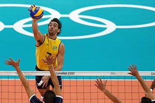Бразильский волейболист потребовал лишить мужскую сборную России золота ОИ-2012