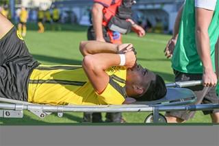 Перенесший восемь операций за 10 дней 18-летний футболист завершил карьеру
