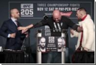 Президент UFC предложит по 25 миллионов долларов Макгрегору и Мэйуэзеру за бой