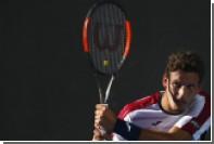 Испанский теннисист попал мячом в судью на вышке на Australian Open