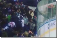 Толпа болельщиков ХК «Ак Барс» избила фаната «Салавата Юлаева»
