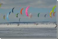 Чемпионат мира по зимним видам парусного спорта пройдет в Тольятти