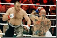 Россиянин Олейник первым в UFC выиграл бой с помощью «удушения Иезекииля»