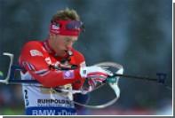 Норвежский биатлонист Бе подхватил неизвестную болезнь дыхательных путей