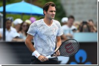 Федерер вышел в полуфинал Australian Open
