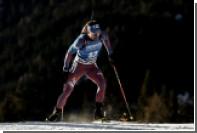 Шипулин стал третьим в масс-старте на этапе Кубка мира по биатлону