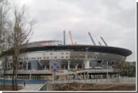 Смета «Зенит-Арены» превысила 41 миллиард рублей