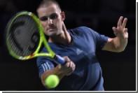 Михаил Южный снялся с Australian Open в матче первого круга
