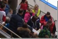Хоккеист СКА разбил лицо юной болельщице «Спартака»