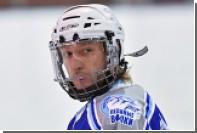 Плющенко забросил две шайбы в матче НХЛ