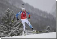 Финка Мякяряйнен выиграла спринт на этапе КМ по биатлону в Рупольдинге