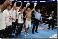 Аргентинский боксер отстранен от поединка из-за гепатита