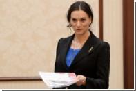 Исинбаева отреагировала на новый фильм ARD о допинге в российском спорте