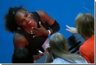 Серена Уильямс вышла в полуфинал Australian Open