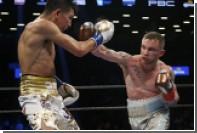 Боксер Санта Крус в реванше победил Фрэмптона и вернул себе титул чемпиона мира