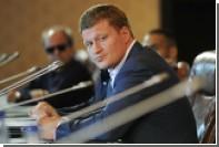 Представители Поветкина опоздали на вскрытие допинг-пробыБ спортсмена
