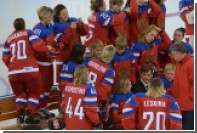 Российские хоккеистки разгромили сборную США на Универсиаде