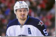 Лучший бомбардир клуба НХЛ выступит в балете
